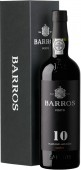 Porto Barros: 10 Years Old Tawny Porto Barros Портвейн Тони 10 лет выдержки Баррос